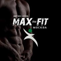 Логотип http://max-fit.org