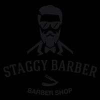Логотип http://staggybarber.ru