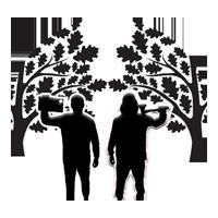 Логотип http://2duba.ru