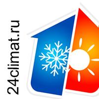 Логотип http://24climat.ru