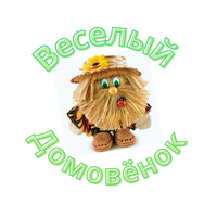 Логотип http://veselyydomovenok.ru