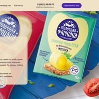 Логотип http://molochnayafamiliya.ru